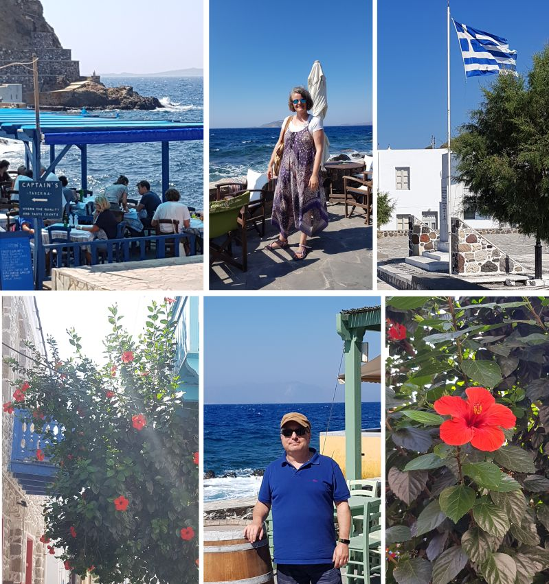 Nisyros bei Kos (Mandraki, Griechenland)
