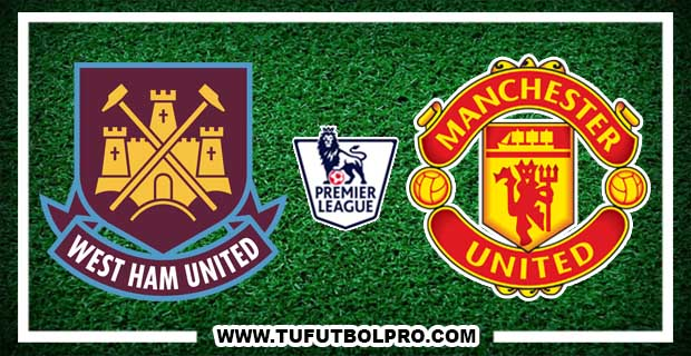 Ver West Ham vs Manchester United EN VIVO Por Internet Hoy 2 de Enero 2017
