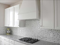 Mosaik Fliesen Küchenrückwand