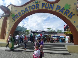 Lima Tempat Wisata Park Theme yang Bisa kamu Kunjungi Saat Liburan Ke Malang