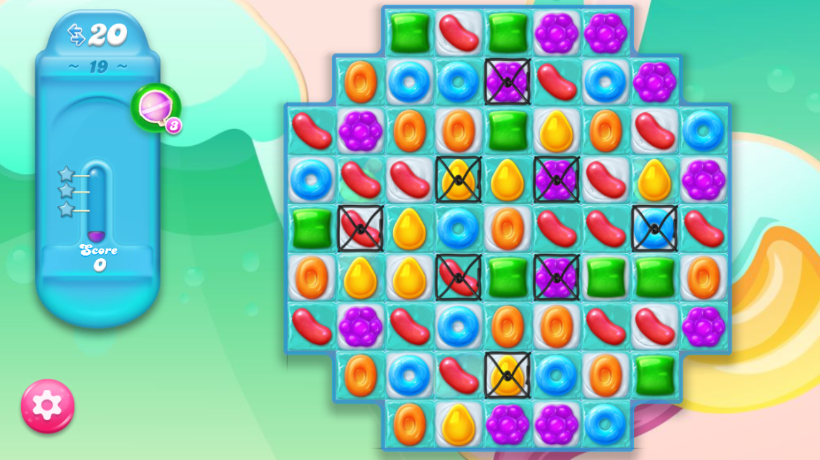Candy Crush Jelly Saga 19