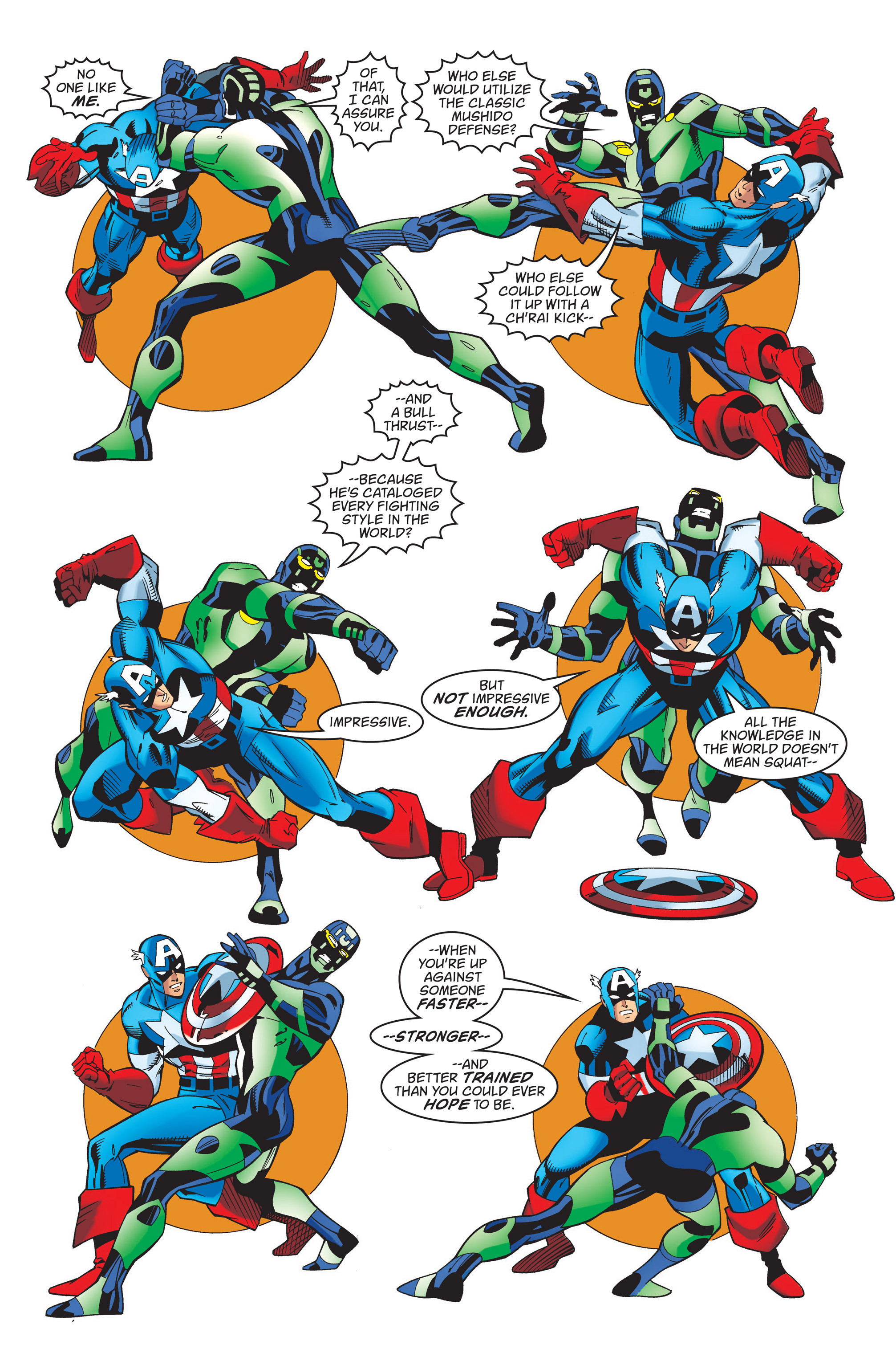 Captain America (1998) Issue #34 #40 - English 17