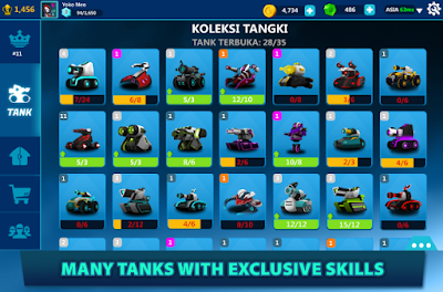 Download Tank Raid Online - Perang Tank Terbaru 3D