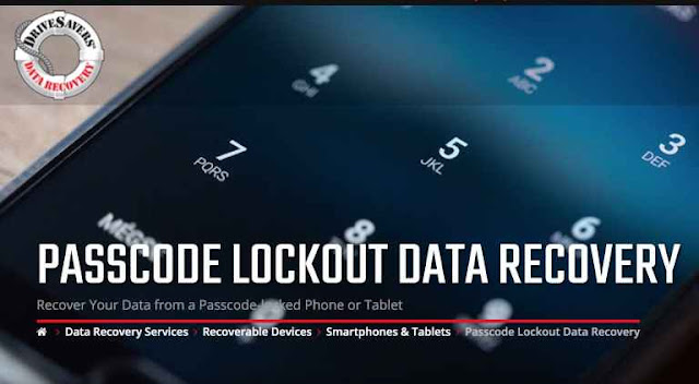 IPhone iOS12 Passcode Lockout Data Recovary