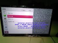 Jasa Service LG LCD TV