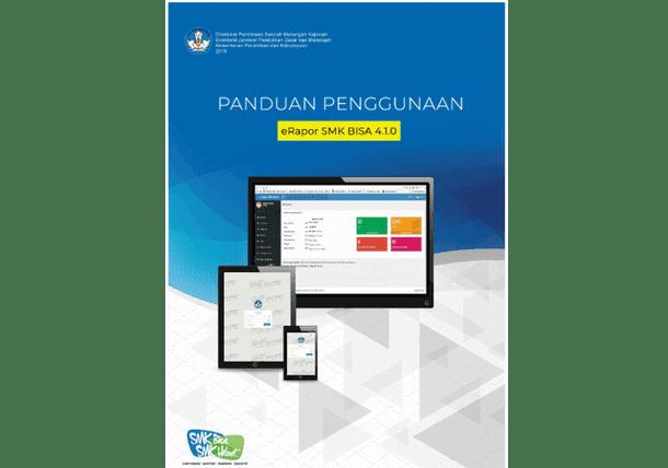 Panduan e-Rapor SMK Versi 4.1.0 Tahun 2018