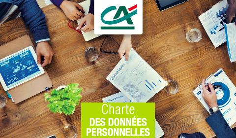 Charte des données personnelles - Crédit Agricole