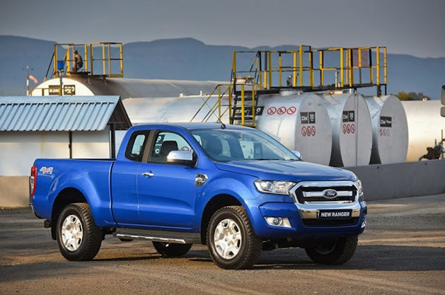 2019 Ford Ranger Diesel Rumor - Ford References