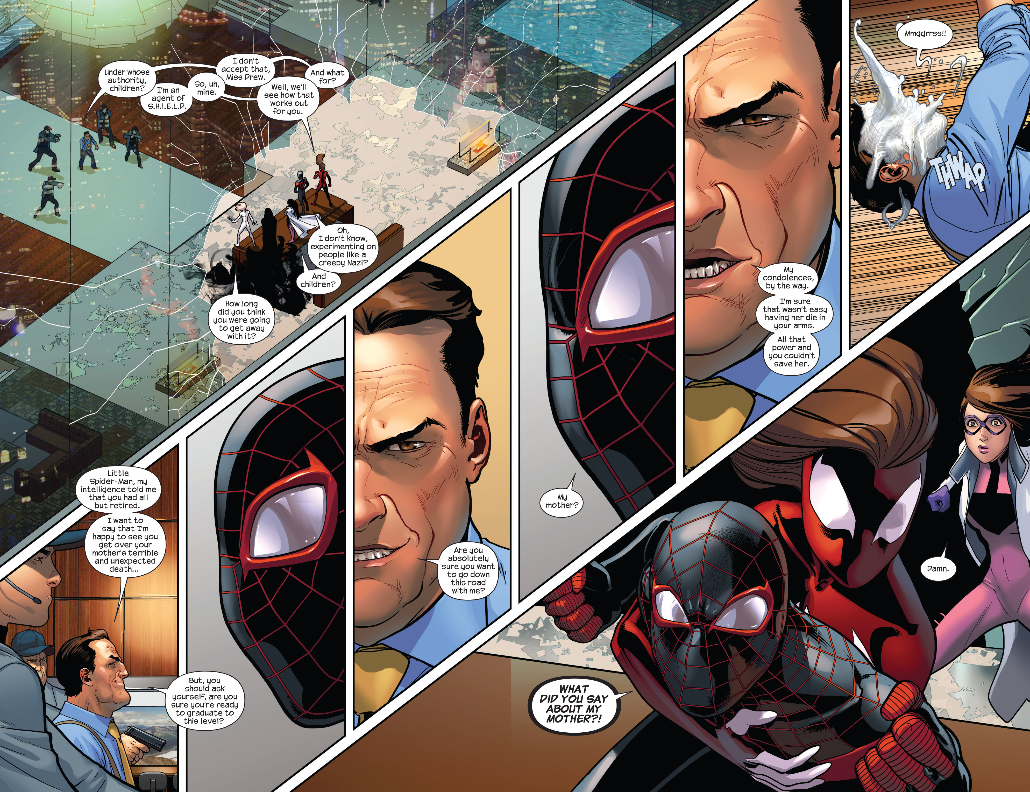 Read online Ultimate Comics Spider-Man (2011) comic -  Issue #28 - 5