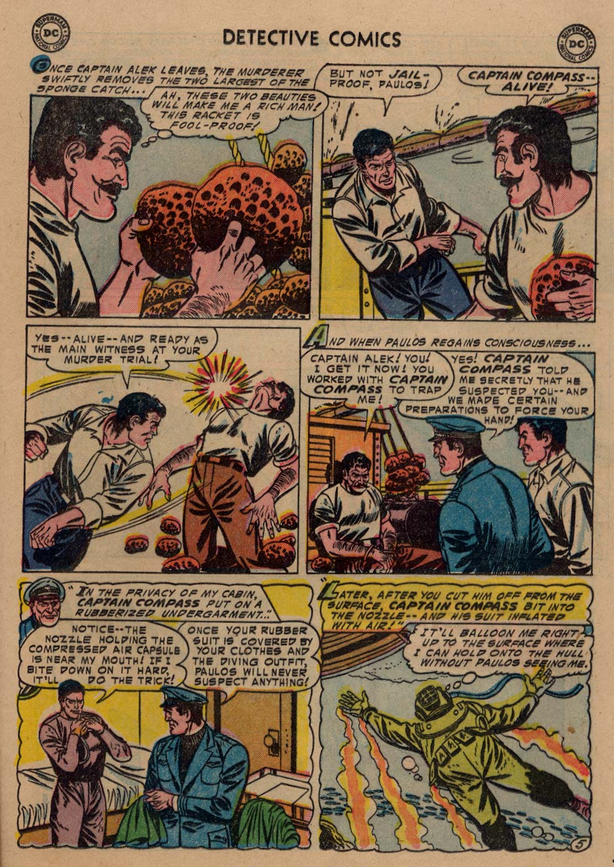 Read online Detective Comics (1937) comic -  Issue #212 - 18