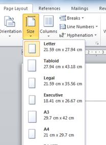 Pengaturan Kertas F4 : pengaturan, kertas, PENGETIKAN:, SETTING, KERTAS, (FOLIO)