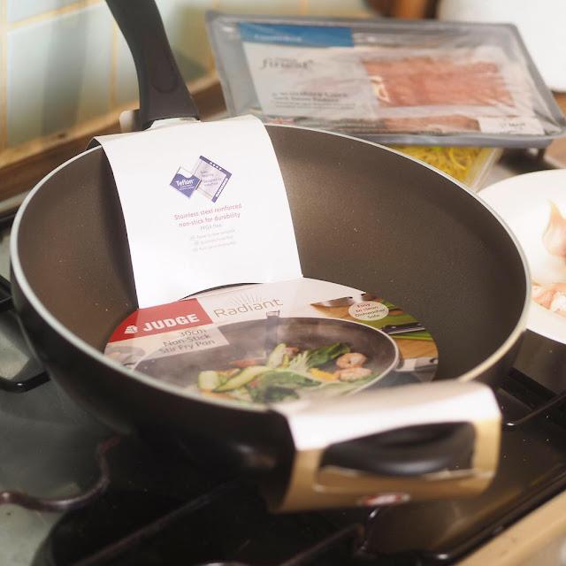 judge frying pans