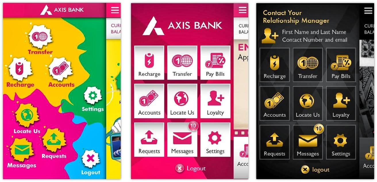 Axis bank forex card app