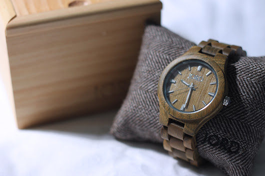 Wood Watches by Jord - Cats and Ties