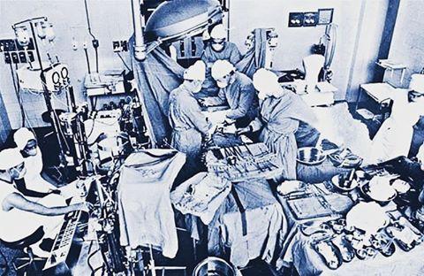 Primeiro transplante de coração