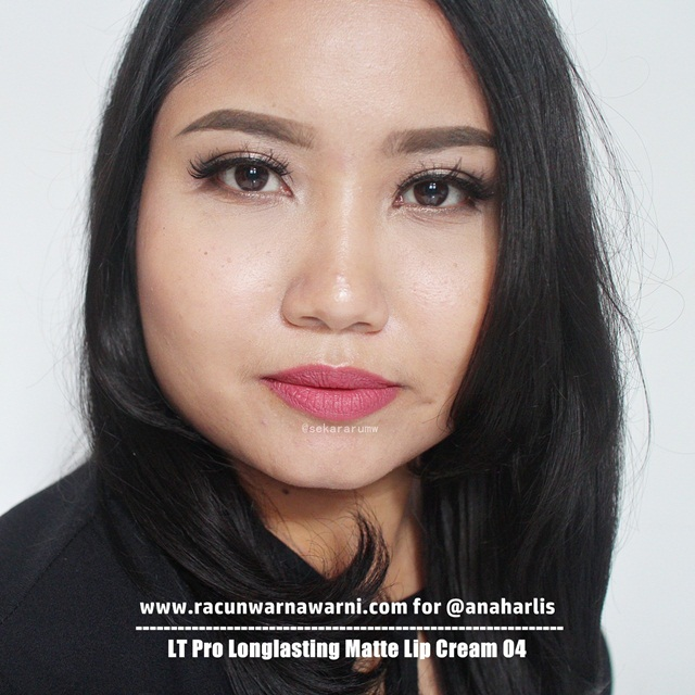 LT Pro Longlasting Matte Lip Cream 04