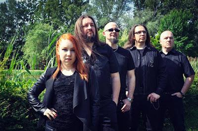 banda symphonic metal -anna király