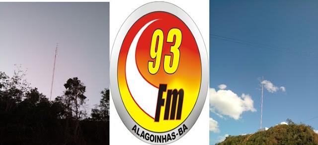 Alagoinhas: Rádio 92.9 FM agora está chegando muito mais longe