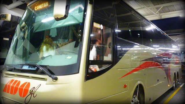 Autobús GL Gran Lujo ADO