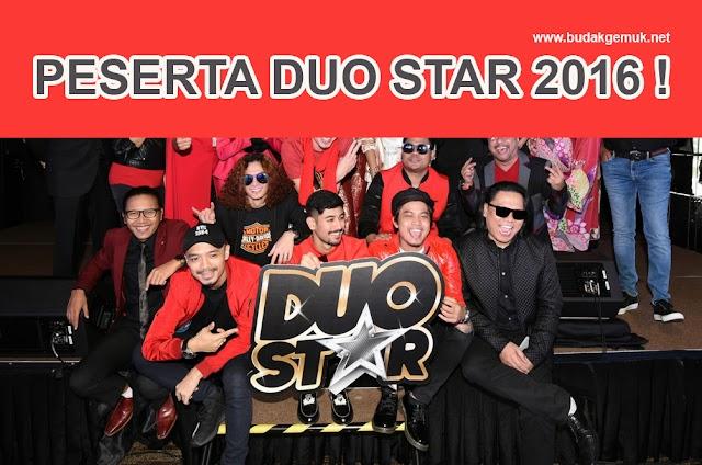 PESERTA DUO STAR 2016 !