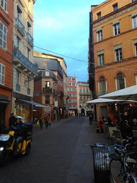Ruas de Toulouse