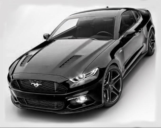 2015 Mustang Cobra >> New Car Show 2015 Mustang