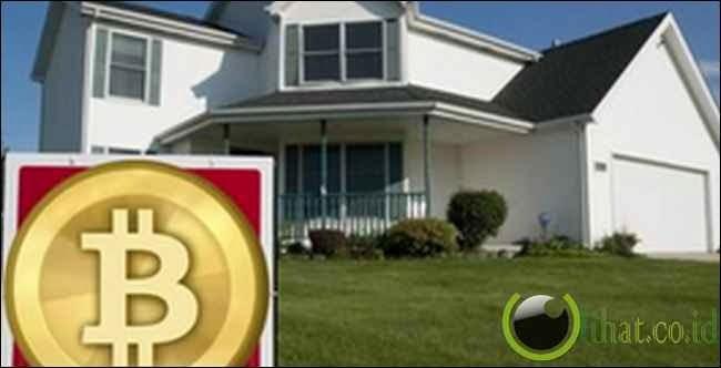Jual Rumah Demi Bitcoin