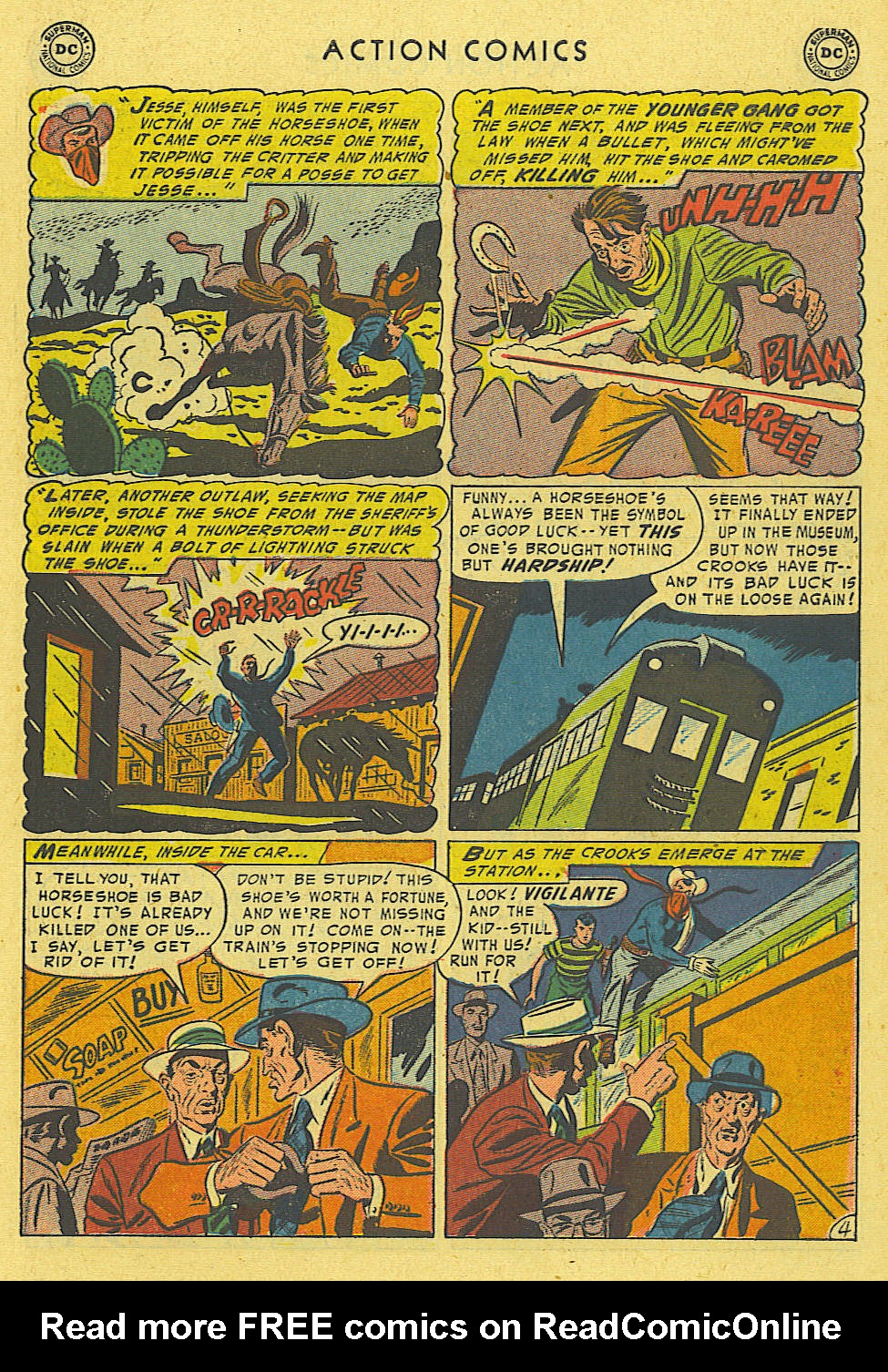 Read online Action Comics (1938) comic -  Issue #194 - 29