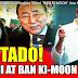 """BISTADO LENI ROBREDO! Nagkita Sila ni """"BAN KI-MOON"""" Ano Kaya Ang Pinagplanuhan Nila?"""