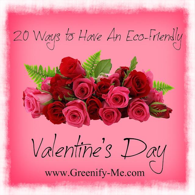 ecofriendly valentines day