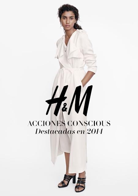 Acciones Conscious Destacadas 2014 - H&M