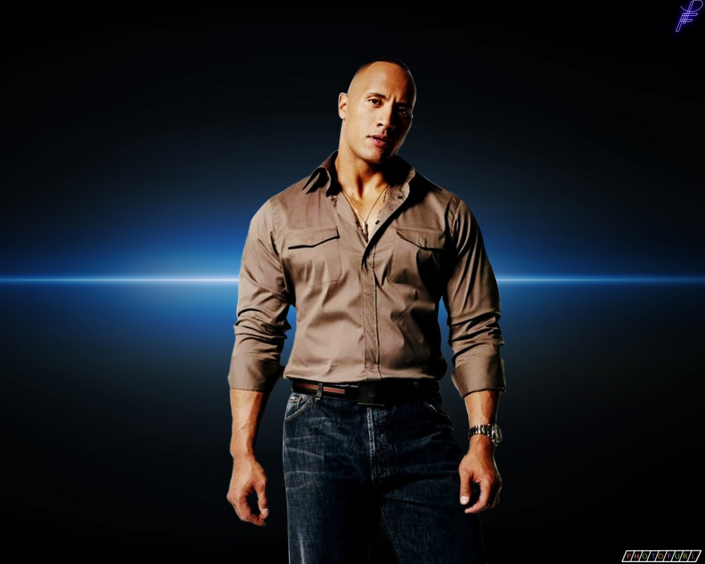 ALL SPORTS PLAYERS: Wwe The Rock New HD Wallpapers 2013