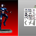 Papercraft Iron Patriot v2