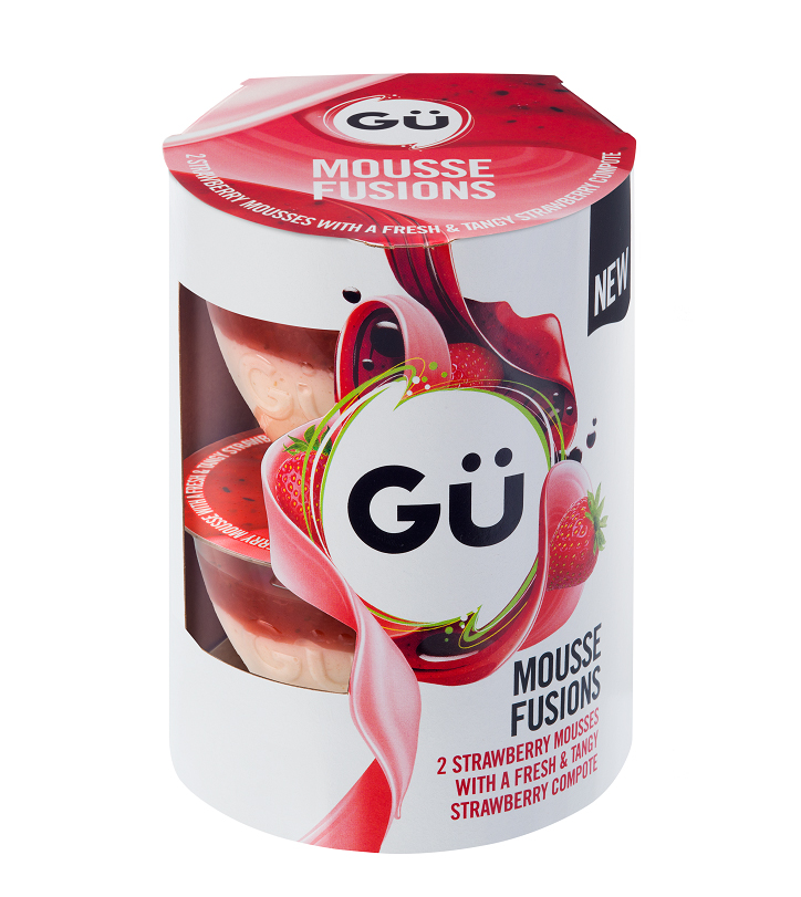 Strawberry GU Mousse Fusions