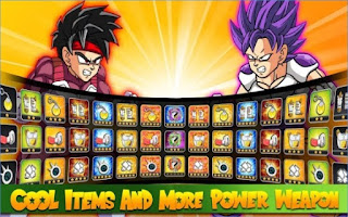 Games Super Saiyan Dragon Z Warriors Apk