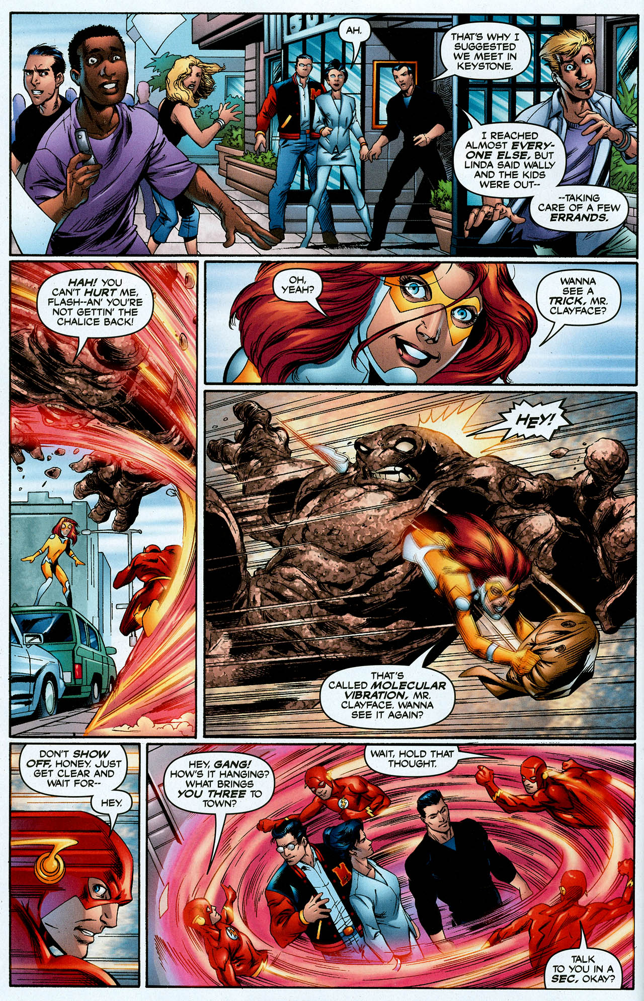 Read online Trinity (2008) comic -  Issue #1 - 14