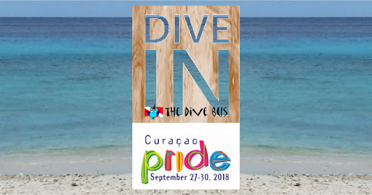 Curaçao Pride 2018: time to dive AND party!