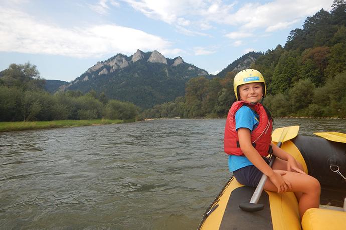 Spływ Przełomem Dunajca | Rafting