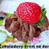 Čokoládový krém na dort