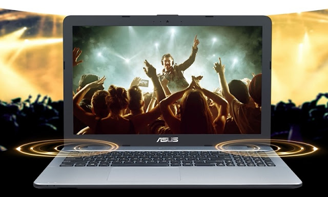 ASUS VivoBook X441U laptop pelajar