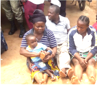 Woman sells 2 months old baby for half bag of Rice