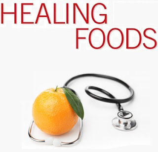 Foods to heal your body from occasional diseases