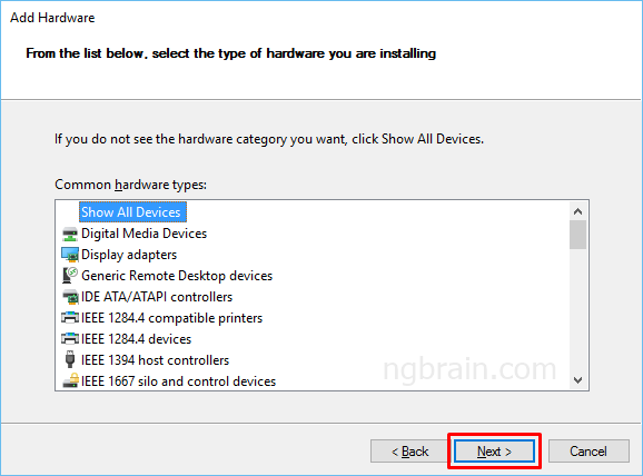 How To Install VCOM / Android Gadget CDC Drivers