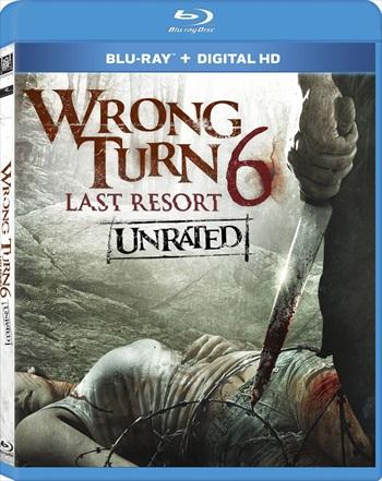 Wrong Turn 6 Last Resort 2014 Bluray Download