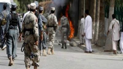 هجوم لطالبان, أفغانستان,