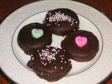 michelle sassa,the feminine mistake, Cheap easy valentine's treat