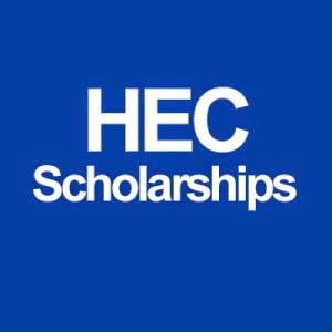 HEC Foreign Funded Masters Scholarships
