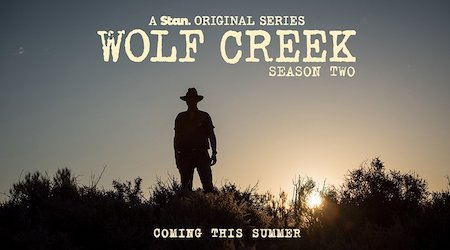 Wolf Creek season 2 poster