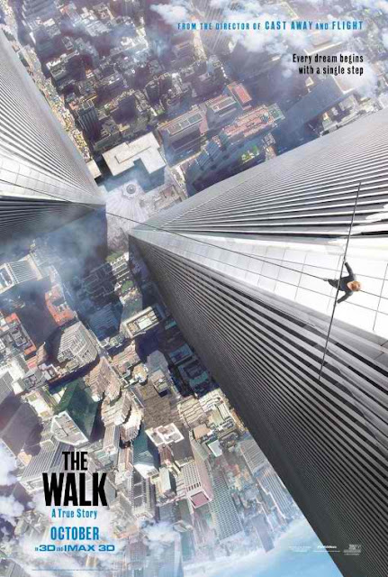 "Throwback Movie Review ""The Walk"": A Not Your Ordinary Follow-Your-Dream Movie!"