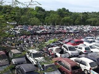 Mais de 400 veículos apreendidos em João Pessoa vão a leilão nesta sexta (29)